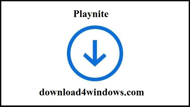 Playnite Download For PC Windows 10
