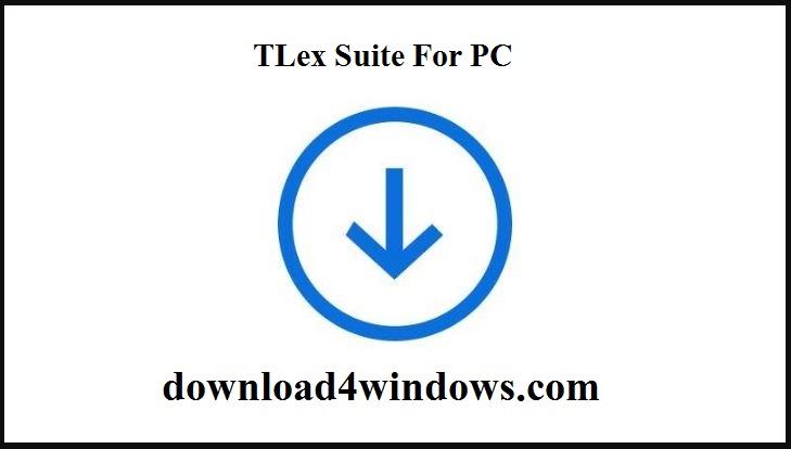 TLex Suite For PC