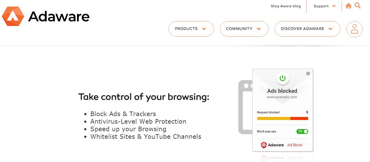 Adware - Adblock Install