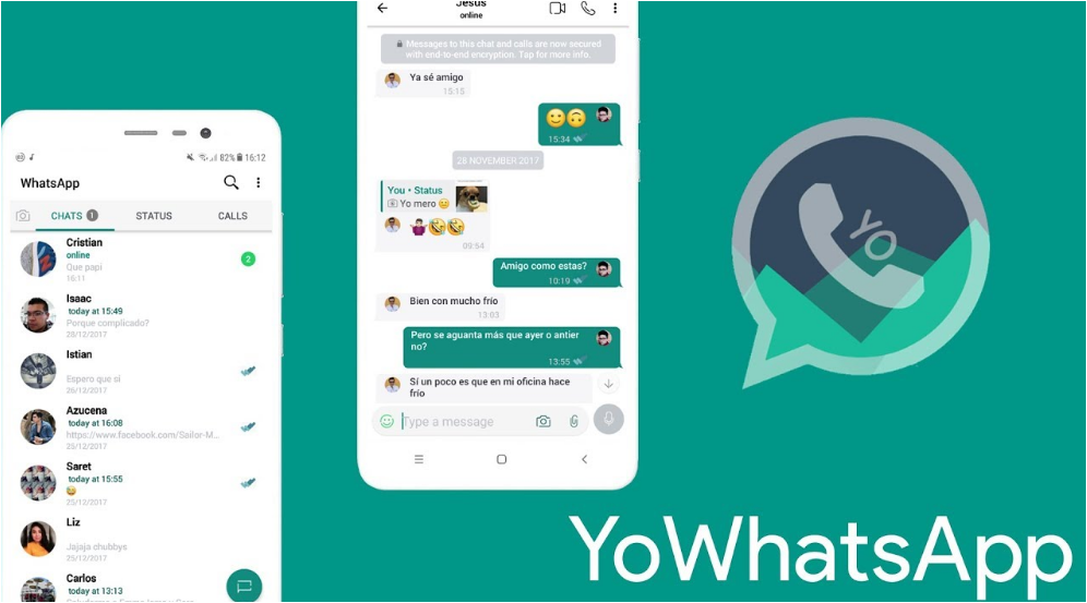 YoWhats Latest Version for Android - APK Download